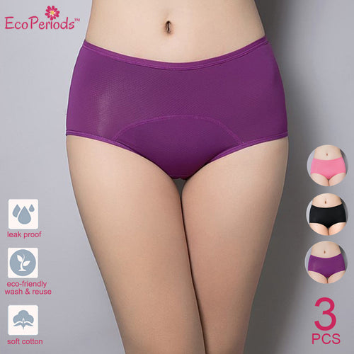 EcoPeriods™ Panties (3-Pack)