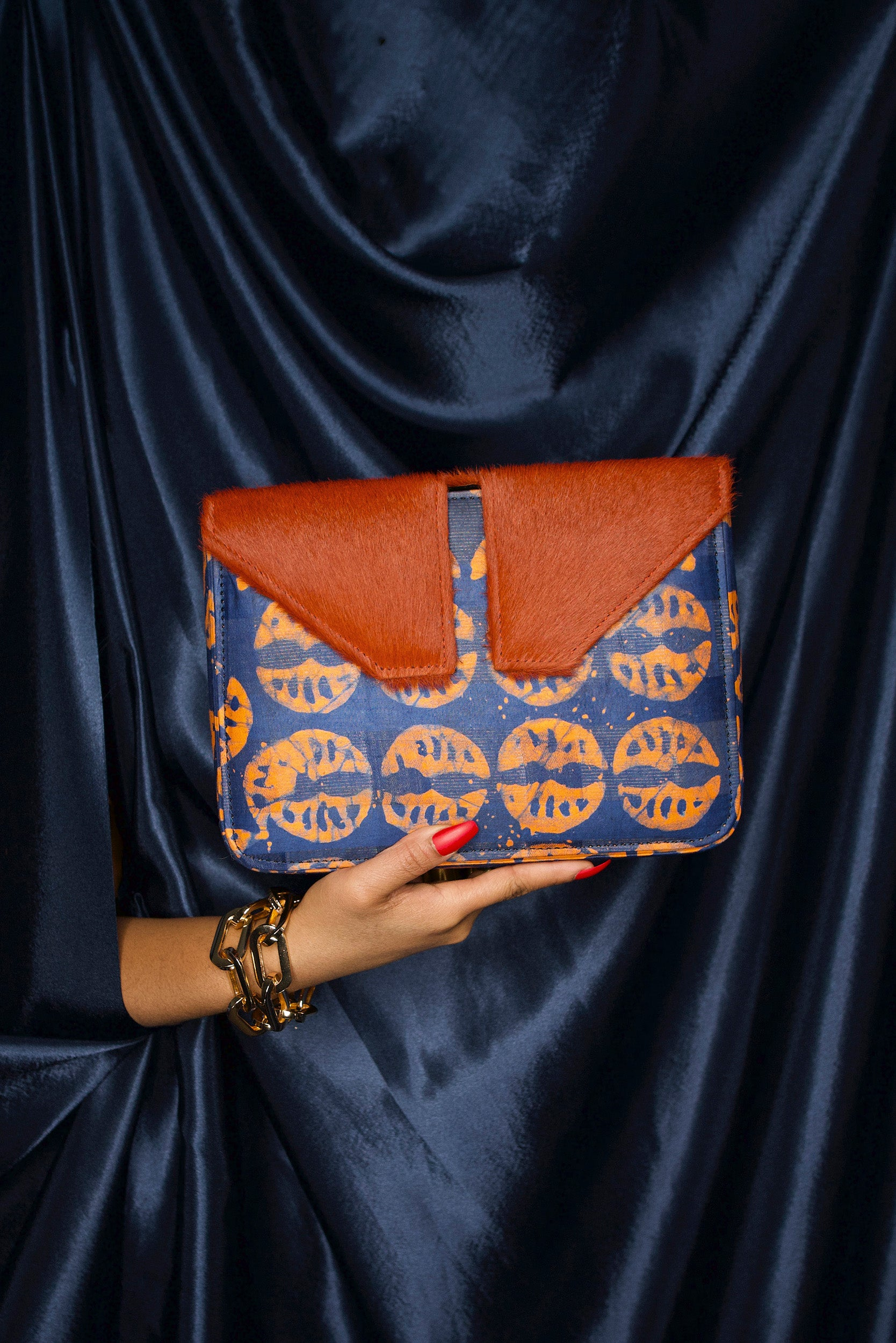 Leyelesi Knicks Bag (ONE OF A KIND)