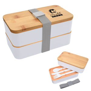 Stackable Bento Lunch Set