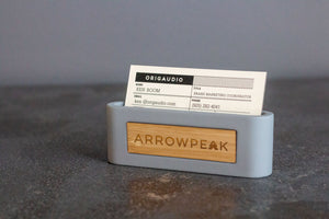 Stick & Stone® Business Card Holder
