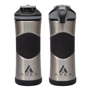 20oz Wave® My Wave  Double Wall Stainless Steel Water Bottle w/ Copper Lining