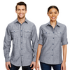 Burnside® Chambray Button Down Shirt