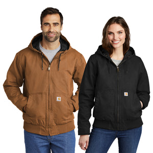 Carhartt® Washed Duck Active Jac