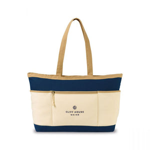 Boardwalk Cotton Boat Tote