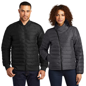 OGIO® Street Puffy Full-Zip Jacket