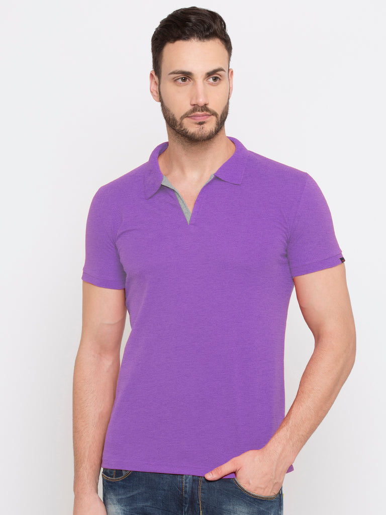 Slim Fit Polo T-Shirt