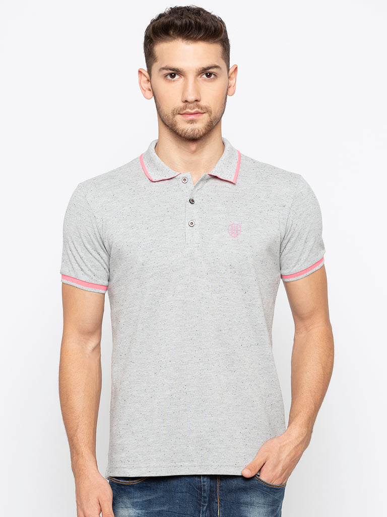 Grey Polo Tshirts