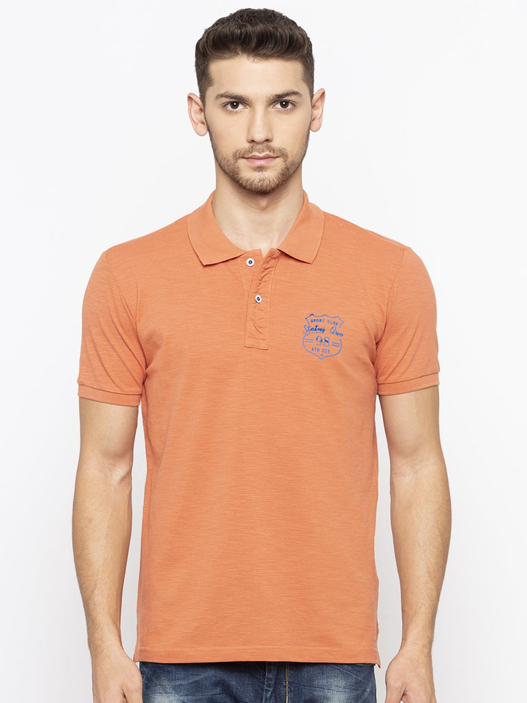 Orange Polo Tshirts