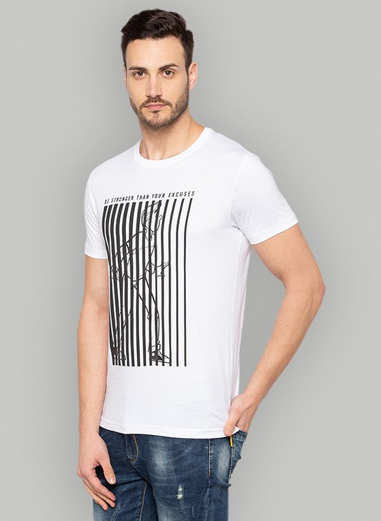 Archie Chest Print T-Shirt