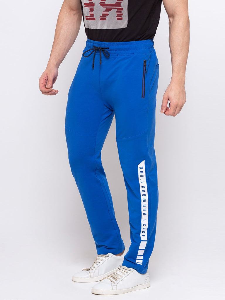 Garfield Solid Regular Fit Track Pants