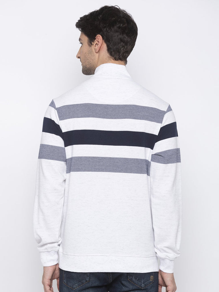 Stripped Sweatshirt