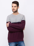 Colourblocked Sweater