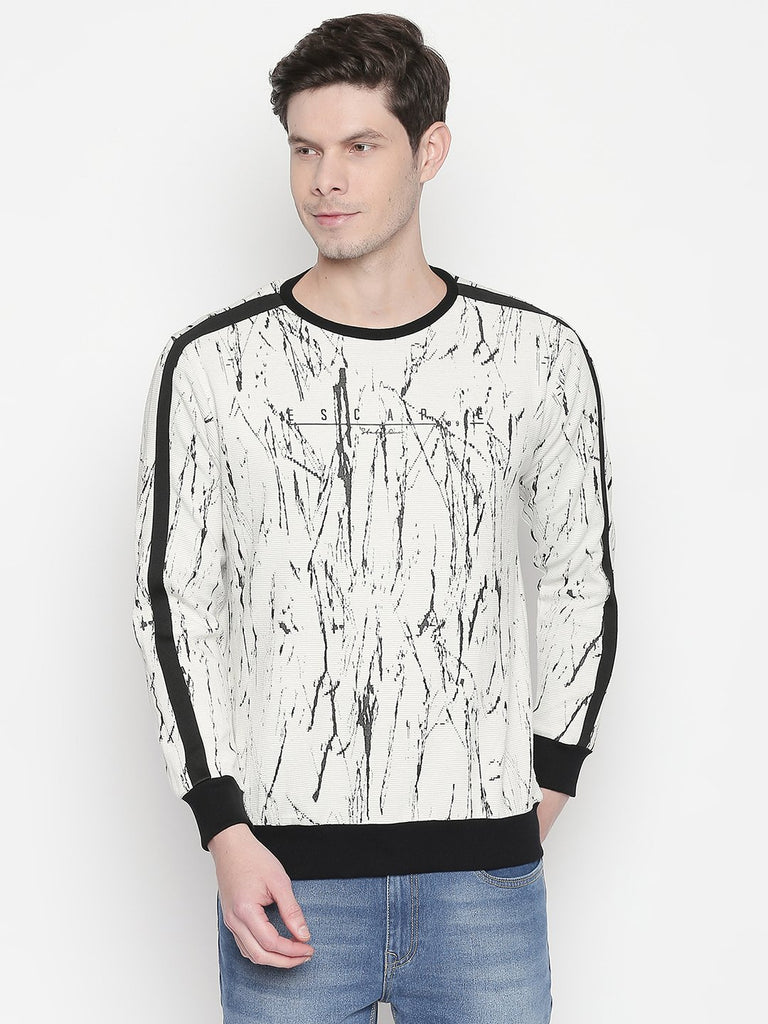 All Over Printed Sweatshirt