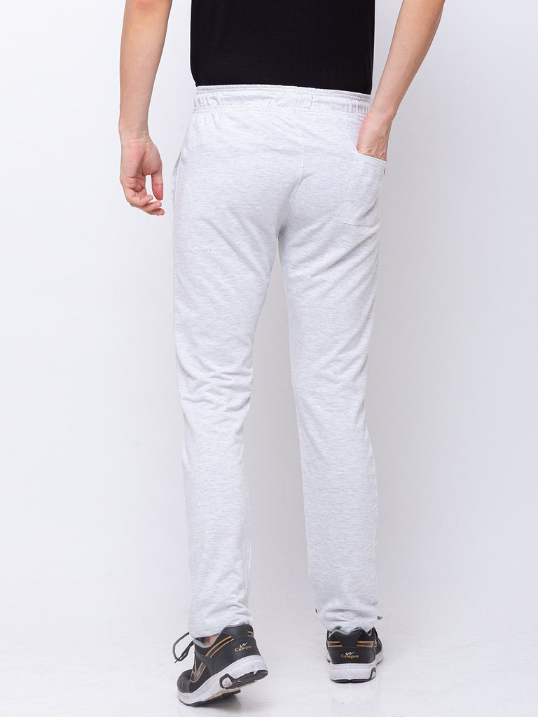 Solid  Regular Fit Track Pant