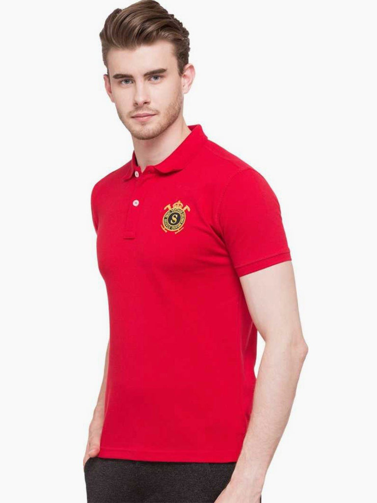 Regular Fit Polo T-Shirt
