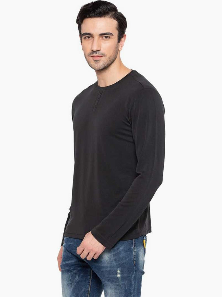 Solid Full Sleeves Tee