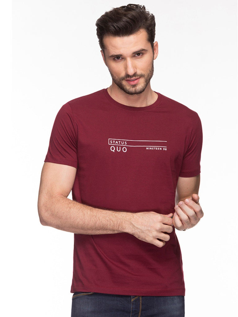 Status Quo | Basic T shirt - 3XL, 4XL & 5XL