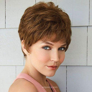 "Short Wigs (Below 12"")"