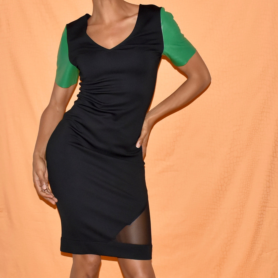 Binta body con dress djeeg'n