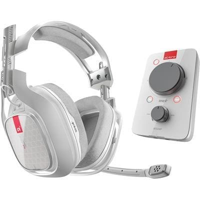 Astro A40 Tr With Mixamp Pro Tr - White (For Xbox One Pc Mac) - A40 Audio Systems