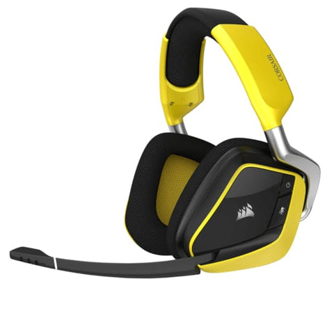 Corsair Void Pro Wireless Gaming Headset Special Edition Yellow Jacket - Void Pro Headset