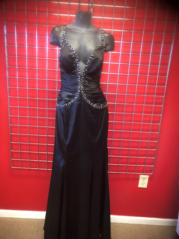 Black Dress Size 4