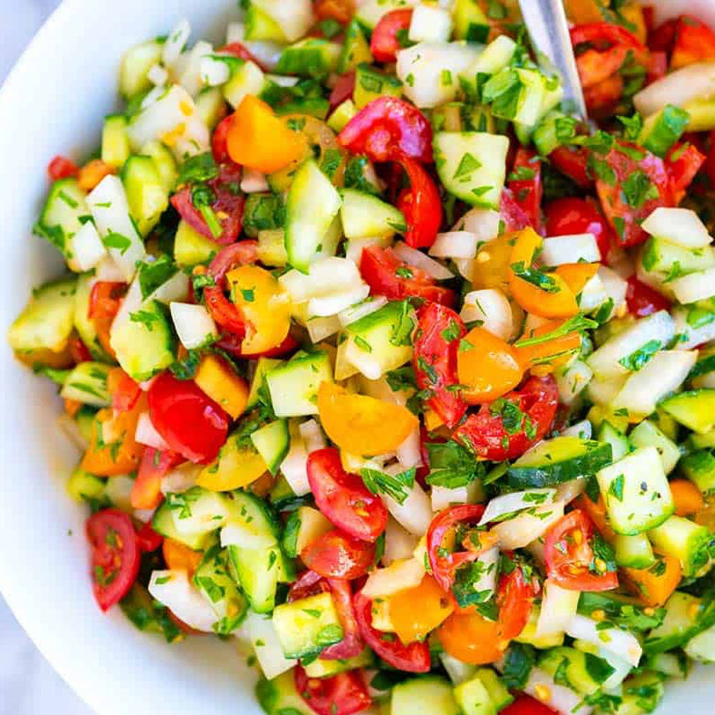 Chopped Salad (12 - 15 Guests)
