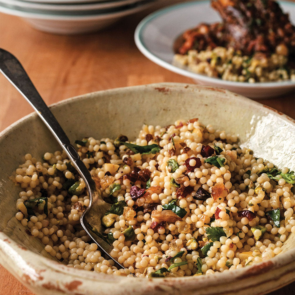 Israeli Couscous (12 - 15 Guests)