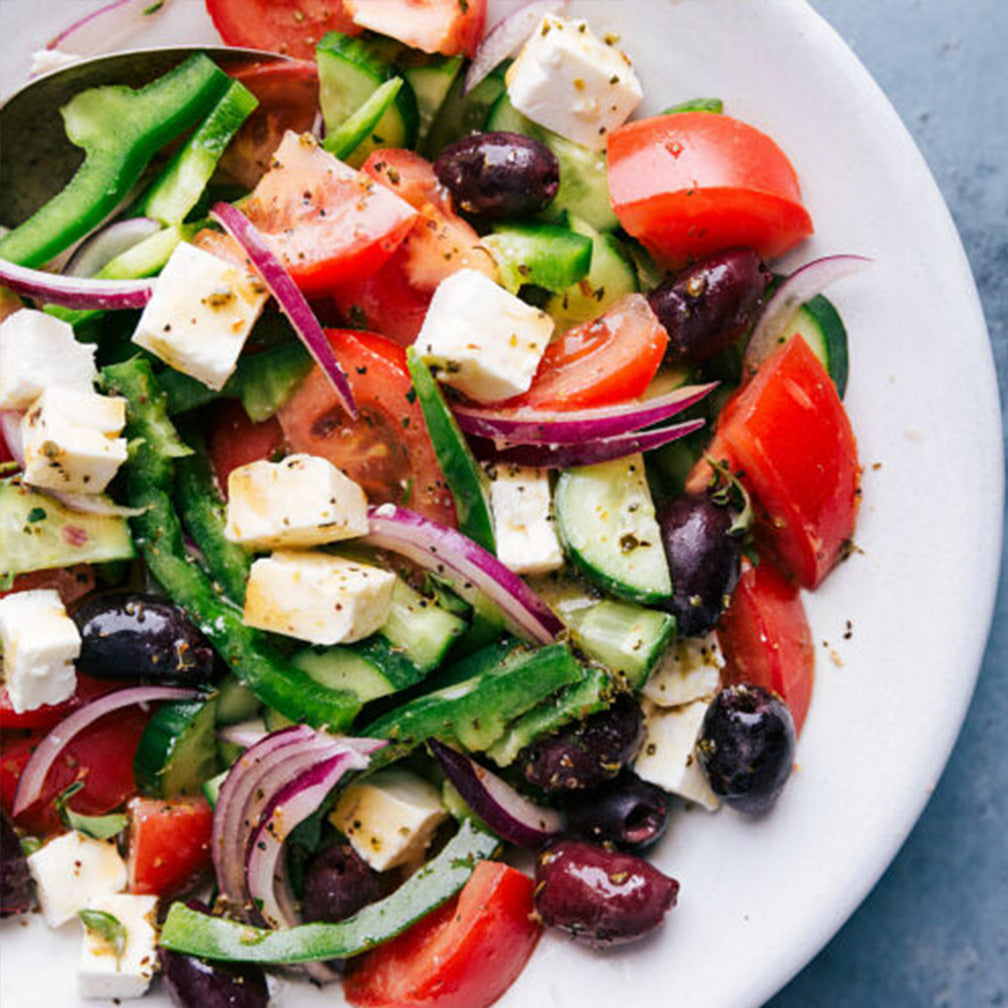 Greek Salad (12 - 15 Guests)