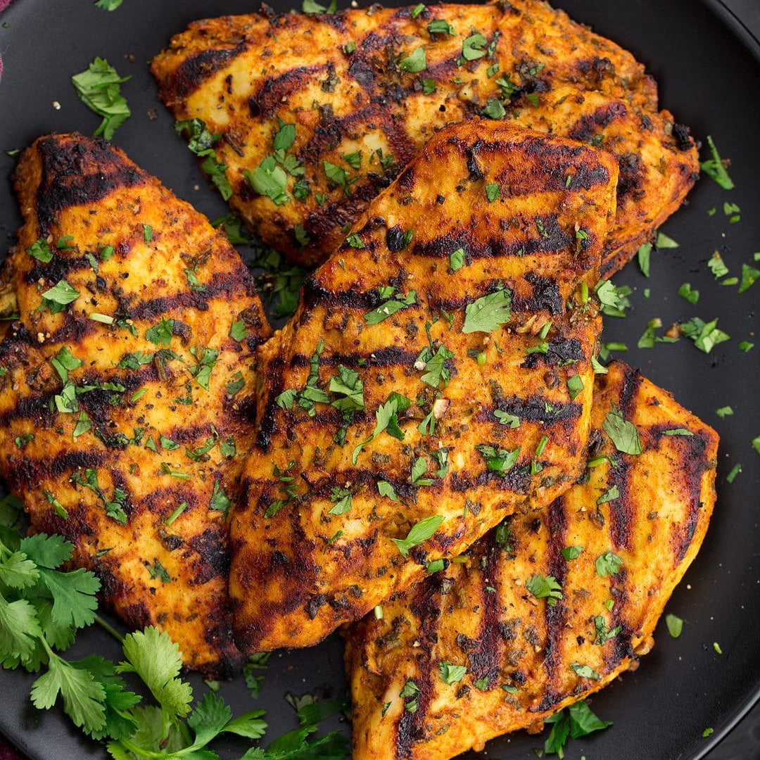 Moroccan Chicken Breast • (25 Guest Minimum)