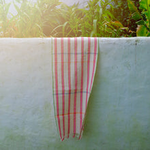 Load image into Gallery viewer, Organic Handwoven Table Runner