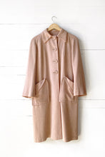 Load image into Gallery viewer, pledgemade 40's pink wool coat