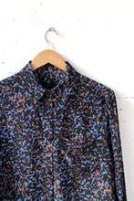 Load image into Gallery viewer, No.6 Luke Shirt in Blue Jungle