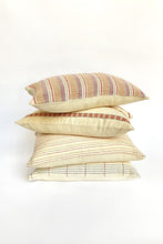 Load image into Gallery viewer, Amrita Organic Handwoven Pillow