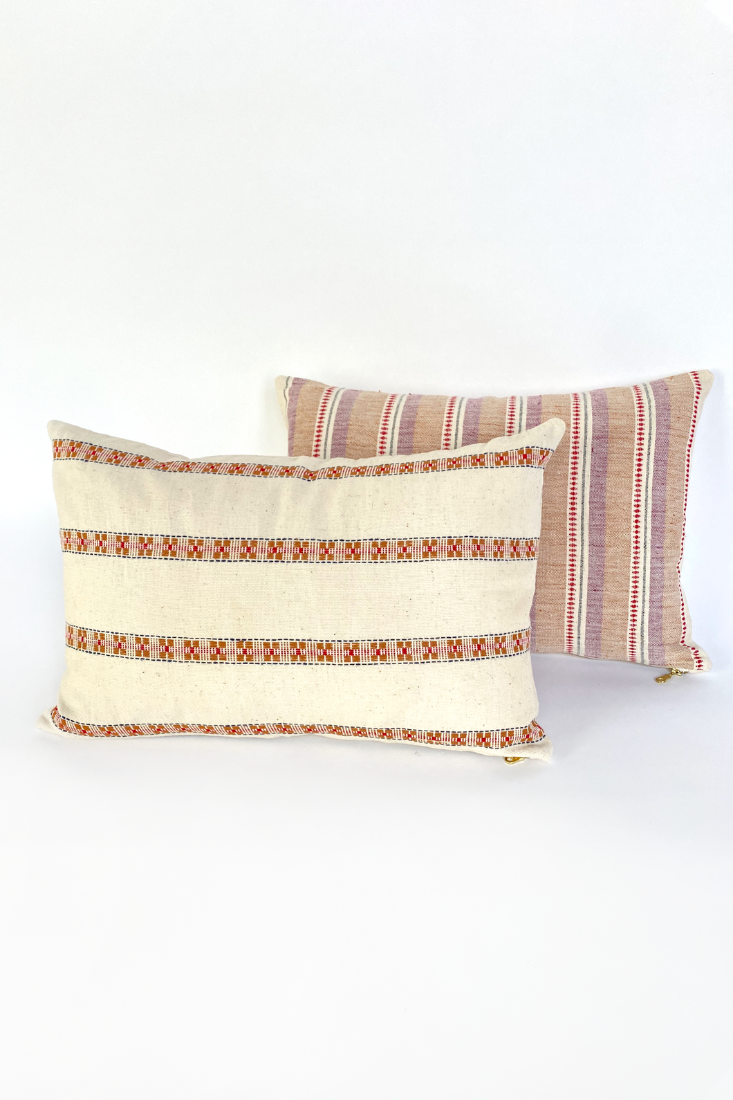 Asima Organic Handwoven Pillow