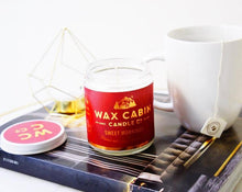 Load image into Gallery viewer, WAX CABIN CO. Sweet Mornings Soy Candle