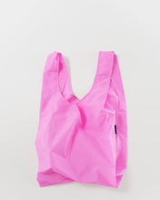 Load image into Gallery viewer, Standard Baggu - Bright Pink