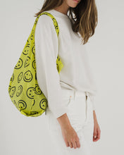 Load image into Gallery viewer, Standard Baggu - Yellow Happy