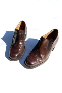 G F Cappelletti Loafers Size 37