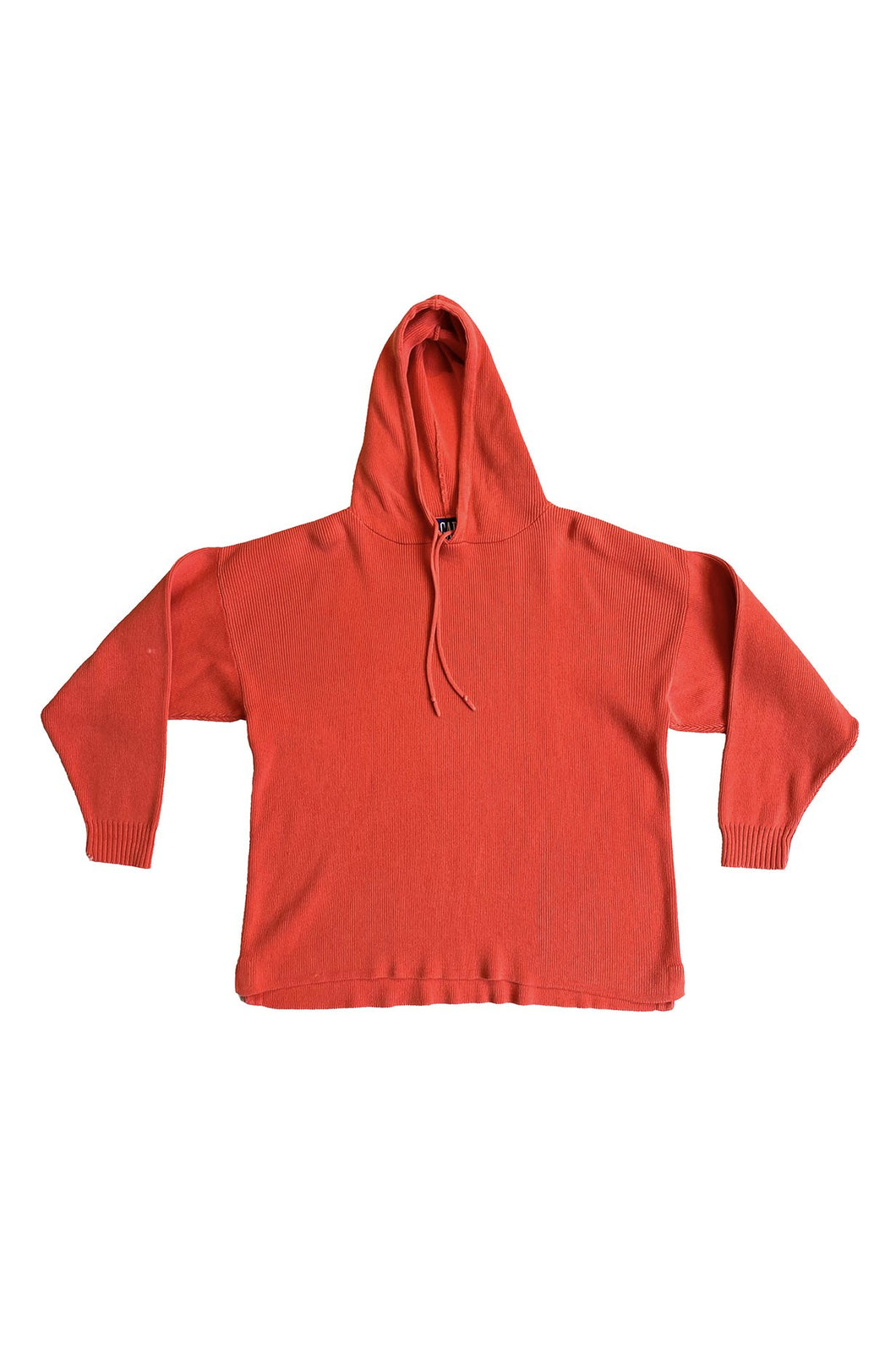 coral vintage Gap 100% cotton hoodie Medium