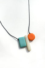 Load image into Gallery viewer, I. RONNI KAPPOS Angle Pendant Necklace
