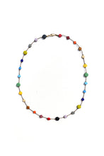 Load image into Gallery viewer, I. RONNI KAPPOS Multi Circle Necklace