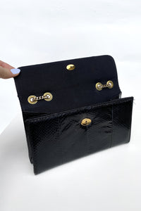 Vintage 1950's Single Flap Handbag