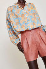Load image into Gallery viewer, No.6 Quinn Blouse in Sea Meadow