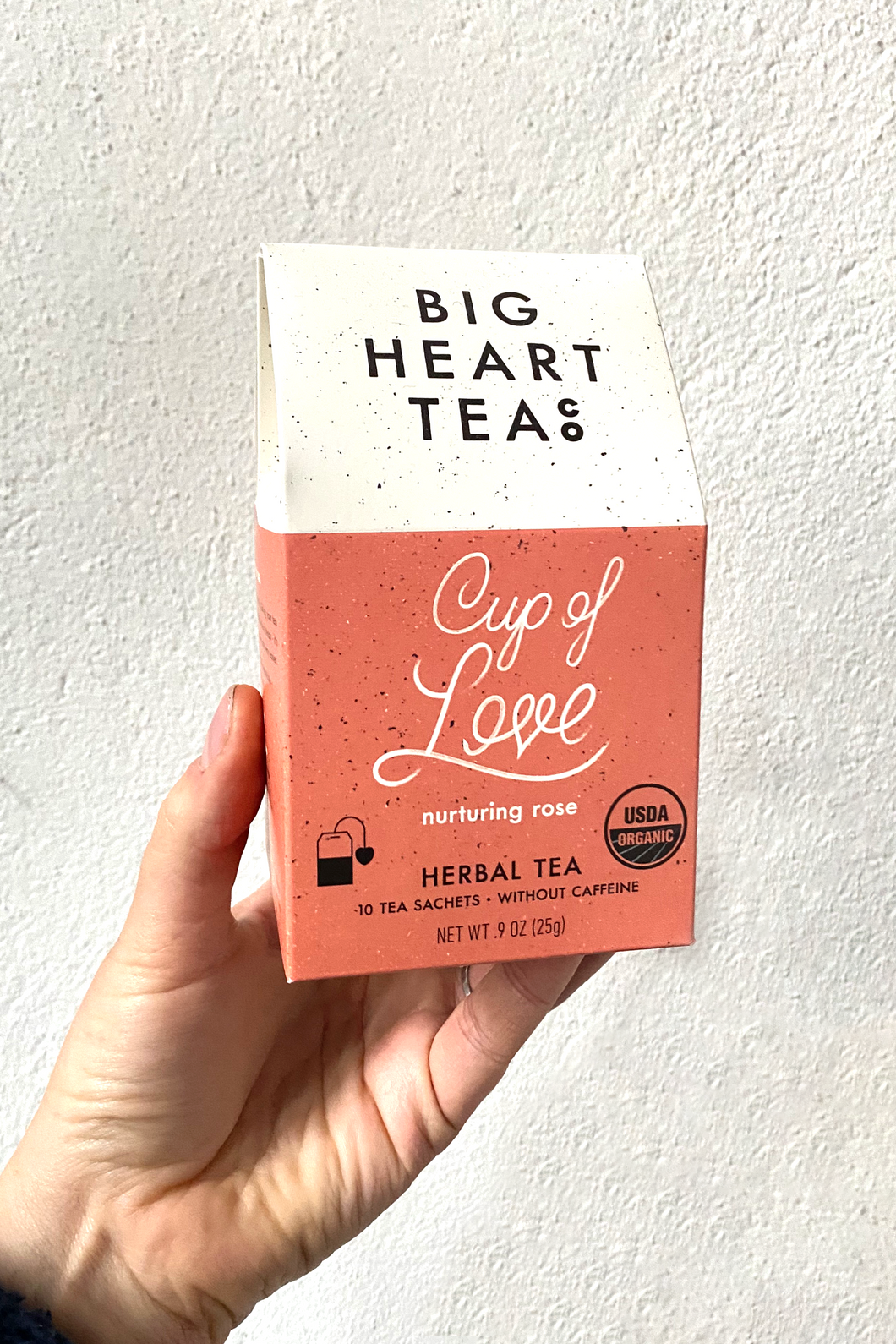 BIG HEART TEA CO. Cup of Love Tea