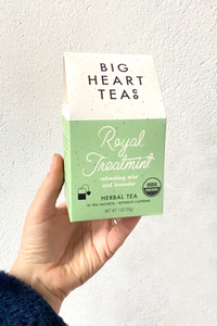 BIG HEART TEA CO. Royal Treatmint Tea