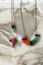 Load image into Gallery viewer, I. RONNI KAPPOS Landscape Necklace