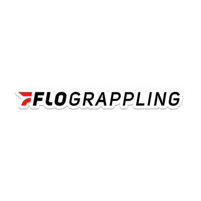 FloGrappling Sticker