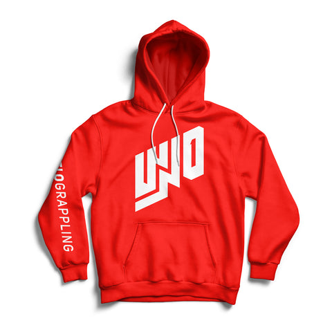 Who's Number One FloGrappling Hoodie