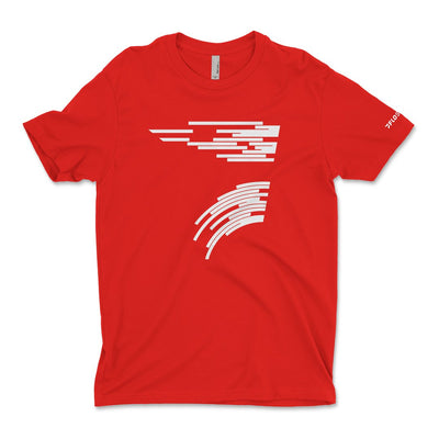 FloSports Digital Hawk Tee